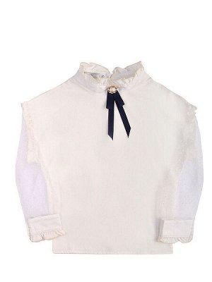 Блузка - молочный цвет
