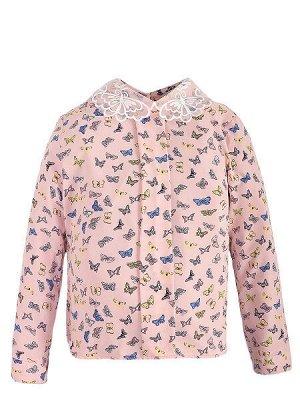 Блузка - розовый цвет