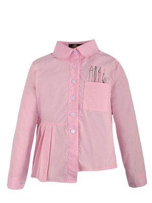 Блузка - светло-розовый цвет