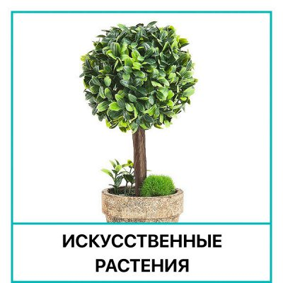 Праздничная Распродажа Домашнего Текстиля! Скидки до - 79% 🔥 — Искуственные растения — Комнатные растения и уход