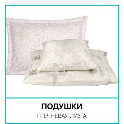 Распродажа Текстиля! Всего 3 дня! Крупные Скидки! До - 90%🔥 — Подушки с гречневой лузкой — Подушки и чехлы для подушек