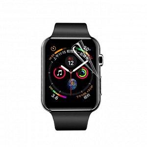 Прозрачная гидрогелевая пленка Hoco для Apple Watch Series 4 (40мм)