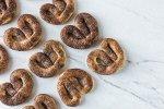 Восточные сладости «Крендель с корицей»