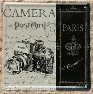 Постер Фотоаппарат