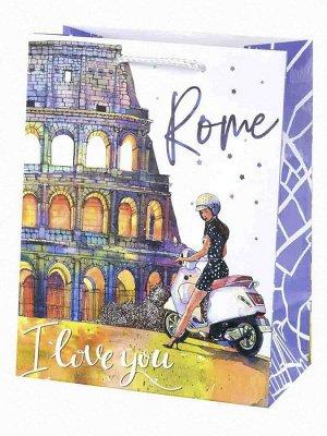 Пакет Римские каникулы
