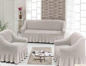 Набор для мягкой мебели (какао)