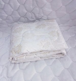Одеяло детское шелковое волокно (300гр/м) тик