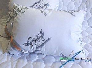 Подушка EcoStar, верблюжья шерсть