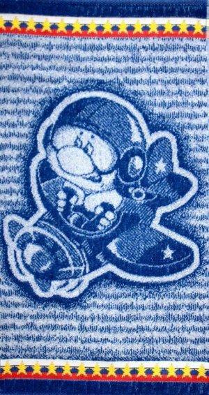 Полотенце махровое Лётчик