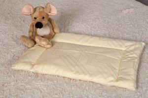 Подушка детская Бамбуковое волокно для новорожденных (сатин)