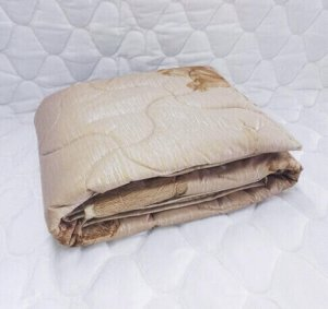 Одеяло детское верблюжья шерсть (300гр/м) тик