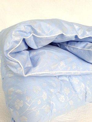Одеяло лебяжий пух (450гр/м) тик