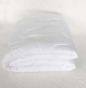 Одеяло лебяжий пух (300гр/м) микрофибра
