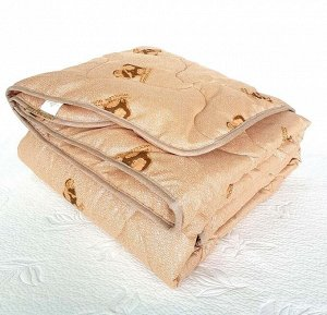 Одеяло овечья шерсть (300гр/м) тик