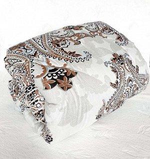 Одеяло овечья шерсть (450гр/м) полиэстер