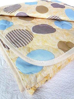 Одеяло овечья шерсть (100гр/м) полиэстер