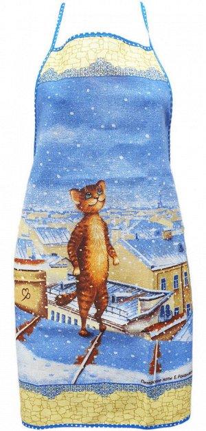 Фартук Питерские коты 3