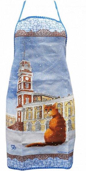 Фартук Питерские коты 1