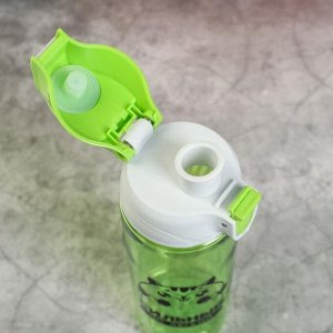 """Бутылка для воды """"Сильный, но легкий"""", 700 мл"""