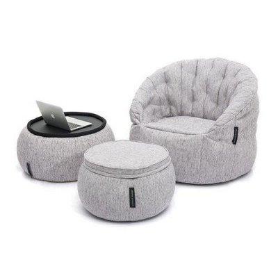 Бескаркасная Мебель + наполнитель для нее — Мебель LUX — кресло BUTTERFLY Sofa™