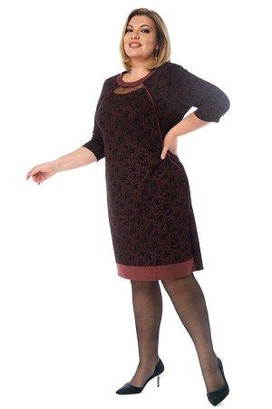 Платье-3491