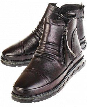 Ботинки Madella XUS-02442-2A-KB