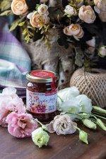 """Варенье """"Байдарская долина"""" (лепестки чайной розы, сахар, сок лимона, вода) 250 мл"""