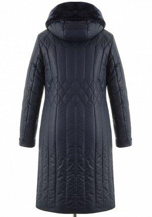 Зимнее пальто на верблюжьей шерсти NIA-8196