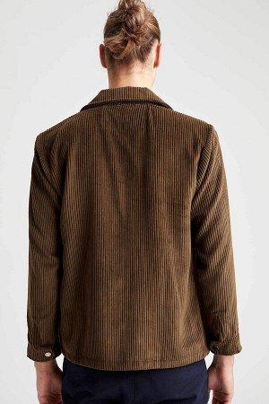 рубашка Размеры модели: рост: 1,92 грудь: 96 талия: 80 бедра: 95 Надет размер: M  Полиэстер 100%