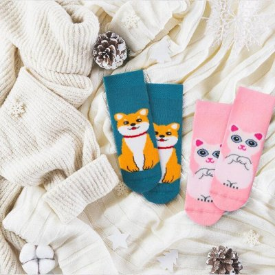 ⭐Брестские - детские носки и колготки! Новинки — Носки детские махровые