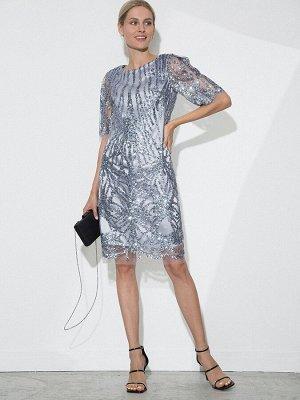 Платье с пайетками PL1069/sensitive