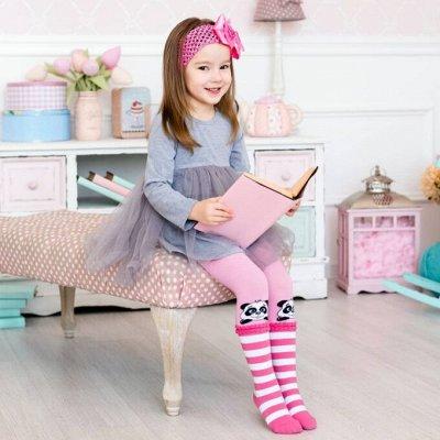 ⭐Брестские⭐ -  детские носки и колготки! Новинки!  — Колготки детские (р. 92-134) — Белье