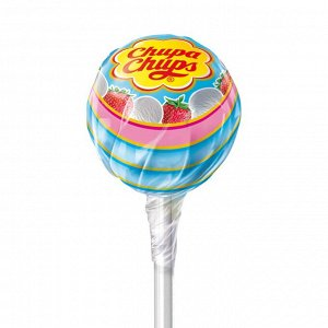 Карамель Чупа Чупс Chupa Chups карамель со вкусом мороженого,12 г