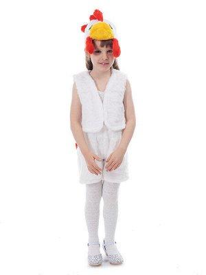 Карнавальный костюм - белый цвет