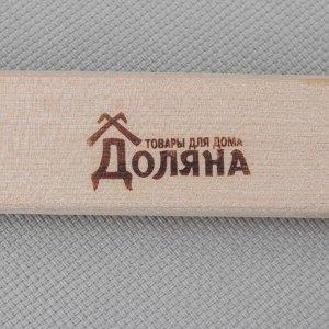 Лопатка «Доляна», берёзовая, 40 см