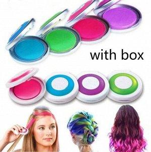 Мелки для волос набор 4 штуки