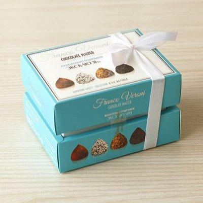 🍭СЛАДКОЕ НАСТРОЕНИЕ!Конфеты,Шоколад,Карамель,Суфле.😋 — НОВИНКА! Набор трюфельных конфет ручной работы Франко Верони — Конфеты