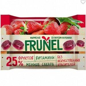 «Frunel», мармелад со вкусом клубники, 40 г