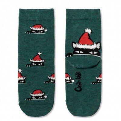 Conte-kids - носки, колготки, леггинсы! Школа, сад — Новогодние носки! — Одежда для дома