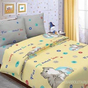 Бязь- Самойловский текстиль 1.5 спальное