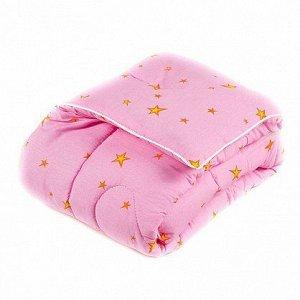 Одеяло 110*140 силикон волокно/бязь