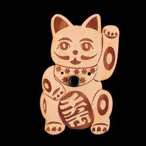 Святилище для фимиама «Манэки-нэко. Привлечение клиентов»