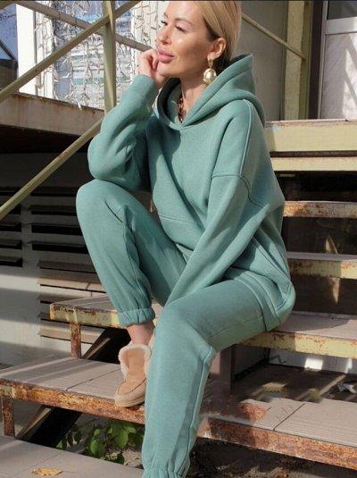 Ликвидация зимы! Лосины утепленные 200 р! Трикотаж для всех — Модные костюмчики, трикотажные и на флисе 1360руб — Костюмы