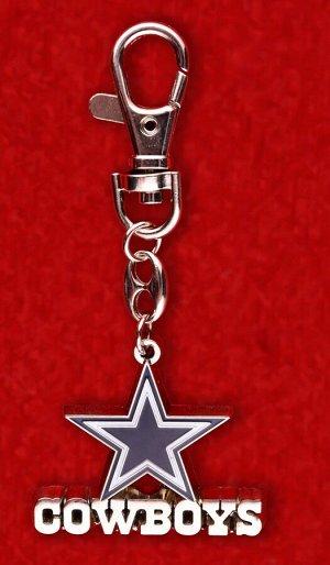 """Американский брелок """"Cowboys"""" №1000"""