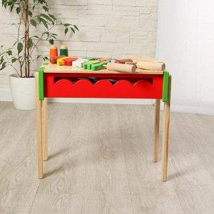 Игровой деревянный набор «Барбекю», 45 * 30 * 39 см