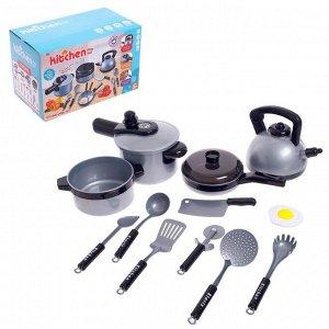 Набор посуды «Маленький шеф-повар» с аксессуарами, в коробке