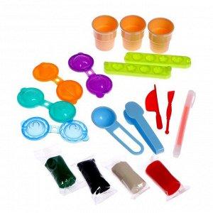Игровой набор «Готовим мороженое», с аксессуарами