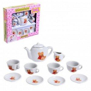 Набор керамической посуды «Большое чаепитие»