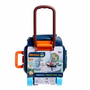 Игровой набор «Кухонька», в чемодане-рюкзачке