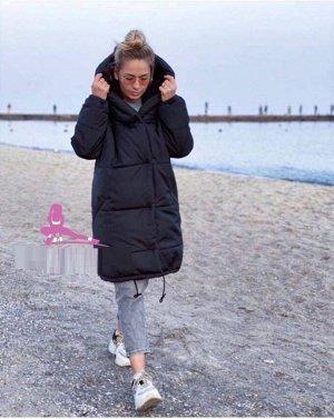 Куртка Наполнитель-холофайбер. сезон-зима, температура : до -20. Длина куртки-1 м.